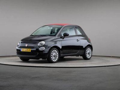 tweedehands Fiat 500C 1.2 69 PopStar, Airconditioning