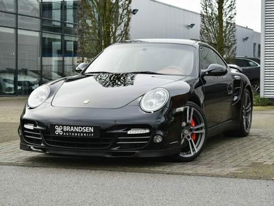 tweedehands Porsche 911 3.8 Turbo -Schuif/kanteldak-Xenon-Leder-