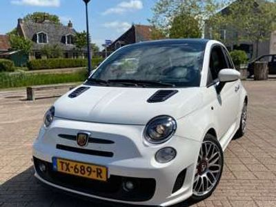 tweedehands Abarth 500 500| Panoramadak | Sportuitlaat | Koni