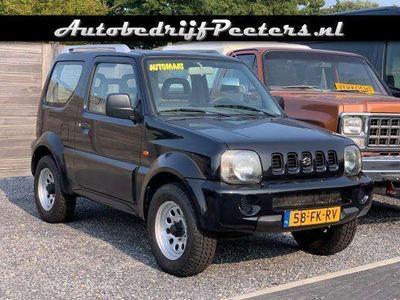 tweedehands Suzuki Jimny 1.3 4WD JLX