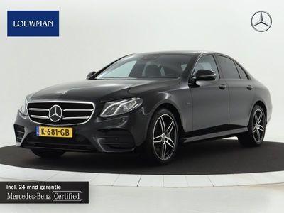 tweedehands Mercedes E350 E-KLASSEAMG Line incl. BTW   Distronic   Camera   19''   Inclusief 24 MB Premium Certified garantie voor Europa.
