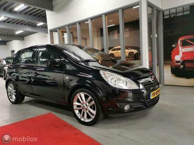 tweedehands Opel Corsa 1.4-16V Cosmo AIRCO Έlectric. PAKKET VELGEN NW APK