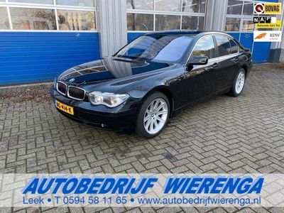 tweedehands BMW 745 7 Serie i Executive super nette youngtimer