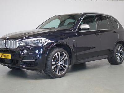 tweedehands BMW X5 M M50d 1e eigenaar Pano / Leer / Trekhaak elektrisch