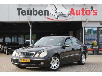 tweedehands Mercedes E320 CDI Elegance 4-Matic SΈlectric Euro 4 €3.985,- export