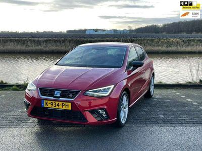 tweedehands Seat Ibiza 1.0 TSI FR 95 PK FACELIFT Business Intense vol opt