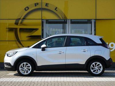 tweedehands Opel Crossland X 1.2 turbo 110pk innovation   navi   pdc   half lee