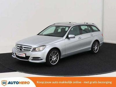 tweedehands Mercedes C180 Estate Prestige Avantgarde UZ32633 | Navi | Pano S