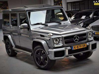 tweedehands Mercedes G63 AMG AMG * Navi|Leder|Designo|ACC|571pk!!|Dealer Onderhoude