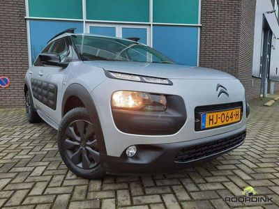 tweedehands Citroën C4 Cactus BlueHDi 100 LEER. CAMERA. NAVI. CRUISE. BTW
