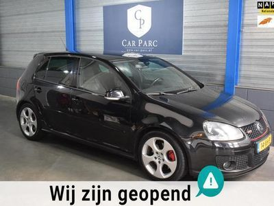 "tweedehands VW Golf 2.0 TFSI GTI 5DRS/NETTE AUTO/17"" LMV/LEER/NAVIGATIE/CRUISE/ECC AIRCO/APK 02-'21/NAP!"