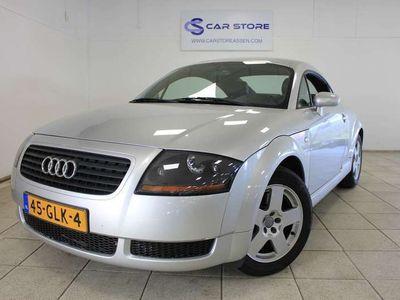 tweedehands Audi TT 1.8 5V Turbo / 180 PK / LEDER / STOELVERW. / ECC /