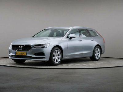 tweedehands Volvo V90 2.0 D3 Momentum, LED, Leder, € 22.900
