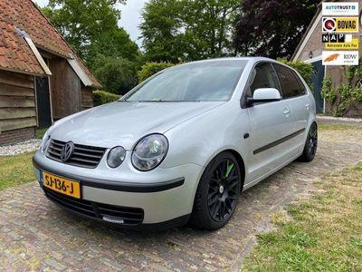 tweedehands VW Polo 1.2-12V -AIRCO-XENON-SCHROEF SET-SHOW CAR!!!-
