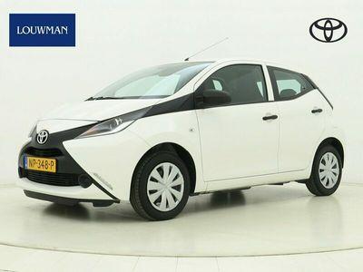 tweedehands Toyota Aygo 1.0 VVT-i x-now | Start/stop systeem | Airco | Elektrische ramen voor |