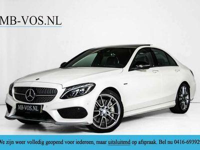 tweedehands Mercedes C450 AMG /43 AMG 4-M Distronic/Standkachel/Panorama/Keyless