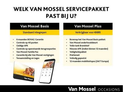 tweedehands Opel Crossland X 1.2 Turbo 110pk Innovation   Navi   Cruise controle   Camera