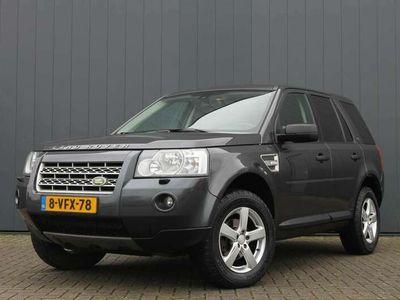 tweedehands Land Rover Freelander 2.2 TD4e S AUTOMAAT / GRIJS KENTEKEN