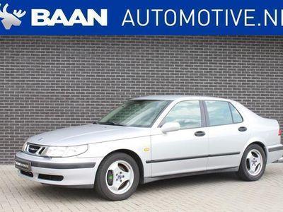 tweedehands Saab 9-5 Sedan 2.0t Airco   LM   Youngtimer  