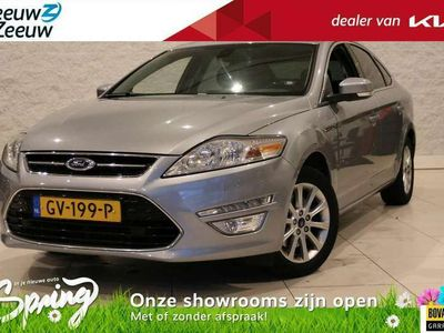 tweedehands Ford Mondeo 1.6 EcoBoost Lease Titanium Climate control