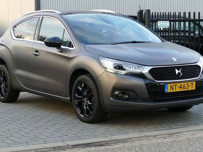 tweedehands DS Automobiles DS4 Crossback 1.2 PureTech Limited Edition Moondust 2017 ORG NL