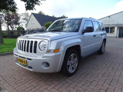 tweedehands Jeep Patriot 2.4 sport adventure