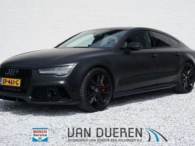 tweedehands Audi RS7 Sportback 4.0 TFSI Quattro Performance ProLine Plu