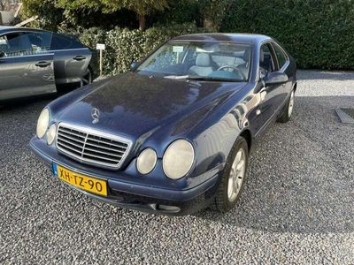 tweedehands Mercedes CLK200 Elegance