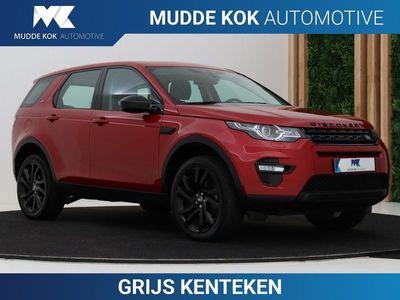 tweedehands Land Rover Discovery Sport 2.0 TD4 Pure | GRIJS KENTEKEN | Aut | Xenon | Camera | Navigatie | Trekhaak