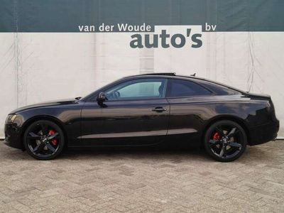 tweedehands Audi A5 Coupe 2.0 TFSI 210pk Quattro ProLine -PANO-NAVI-