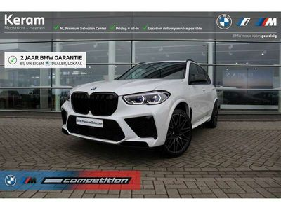 tweedehands BMW X5 M Competition