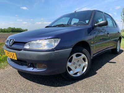 tweedehands Peugeot 306 1.4 XR 5-Deurs APK 08-04-2021