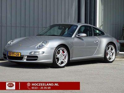tweedehands Porsche 911 Carrera 4S 3.8 Automaat Tiptronic   Schuifdak   Vo