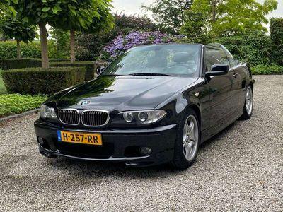 tweedehands BMW 330 Cabriolet Ci M Pakket Youngtimer Low KM