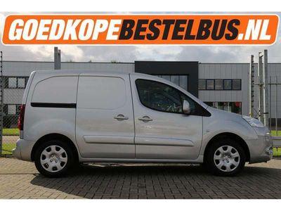 tweedehands Peugeot Partner 120 1.6 HDI 90PK * Aut. * 2x Schuifdeur * Orig. Na