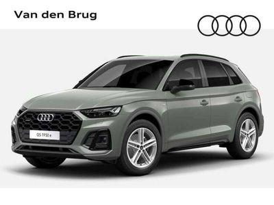 tweedehands Audi Q5 50 TFSI e S edition 299pk | Matrix LED | Panoramad
