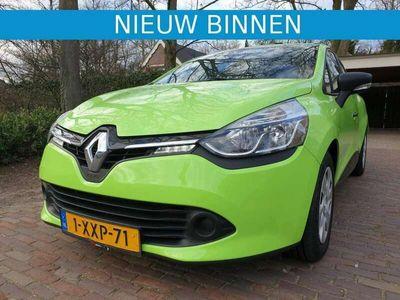 tweedehands Renault Clio 1.5 Estate dCi 90 Expression Led/Navi/Trekhaak