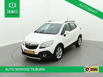 """tweedehands Opel Mokka 1.4 T 140 PK AUT. Cosmo CAMERA NAVI 18""""LMV TREKHAAK"""
