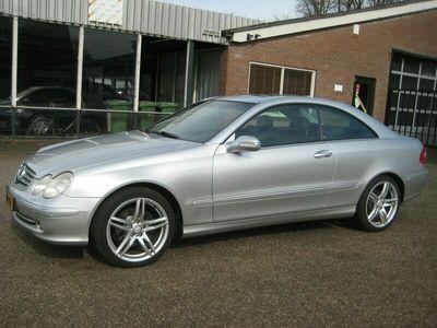 tweedehands Mercedes 320 CLK-KLASSE CoupéElegance