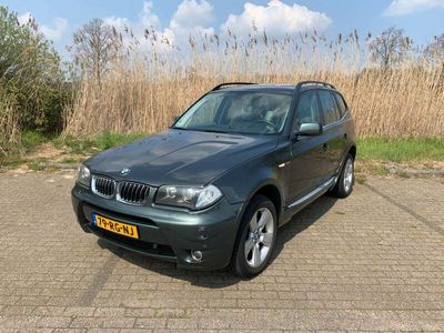 tweedehands BMW X3 3.0i High Executive Automaat full options M pakket