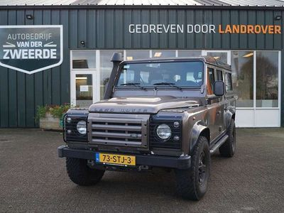 tweedehands Land Rover Defender 2.4 TD 110 SW