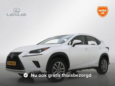 tweedehands Lexus NX300h AWD Business Line Pro | Ex-directiewagen | Safety pack | Lederen bekleding