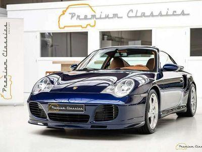 tweedehands Porsche 996 3.6 Coupé Turbo| 86.000KM | Manual | Schuifda