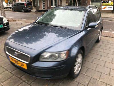 tweedehands Volvo V50 1.8 Elite clima apk 5-1-2021