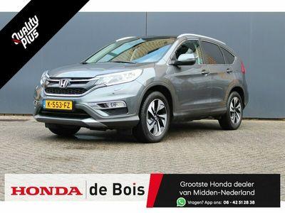 tweedehands Honda CR-V 2.0 4WD Executive Aut. | Unieke km-stand! | Panoramadak | Leer | Navigatie |