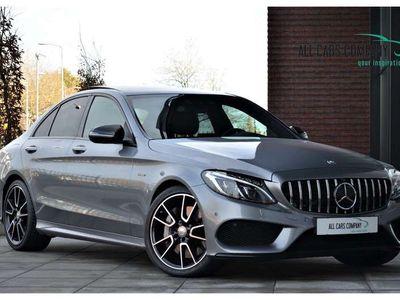 tweedehands Mercedes C450 AMG /43 AMG 4Matic Aut. Panorama, Distronic Pro, Head-