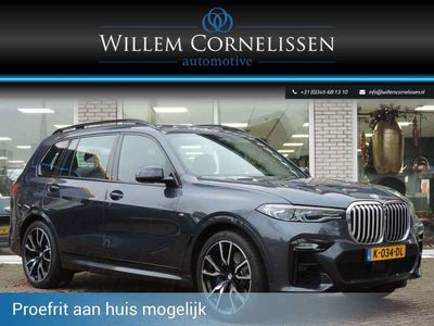 tweedehands BMW X7 xDrive30d High Executive 7P M-Sport Stoelventilati