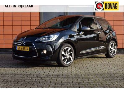 tweedehands DS Automobiles DS3 1.6 BlueHDi Business Leder/Camera