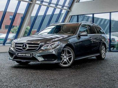 tweedehands Mercedes E250 Estate CDI AMG Line | Trekhaak | LED