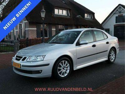 tweedehands Saab 9-3 Sport Sedan 1.8T AUT. LPG NAVI/LEER/XENON/TREKHAAK